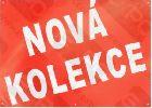 Detail produktu Banner NOVÁ KOLEKCE 68x48cm, červený