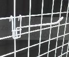 Detail produktu Jednoduchý háček bílý 10cm