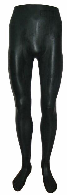 Detail produktu Nohy plastové pánské černé samostojící