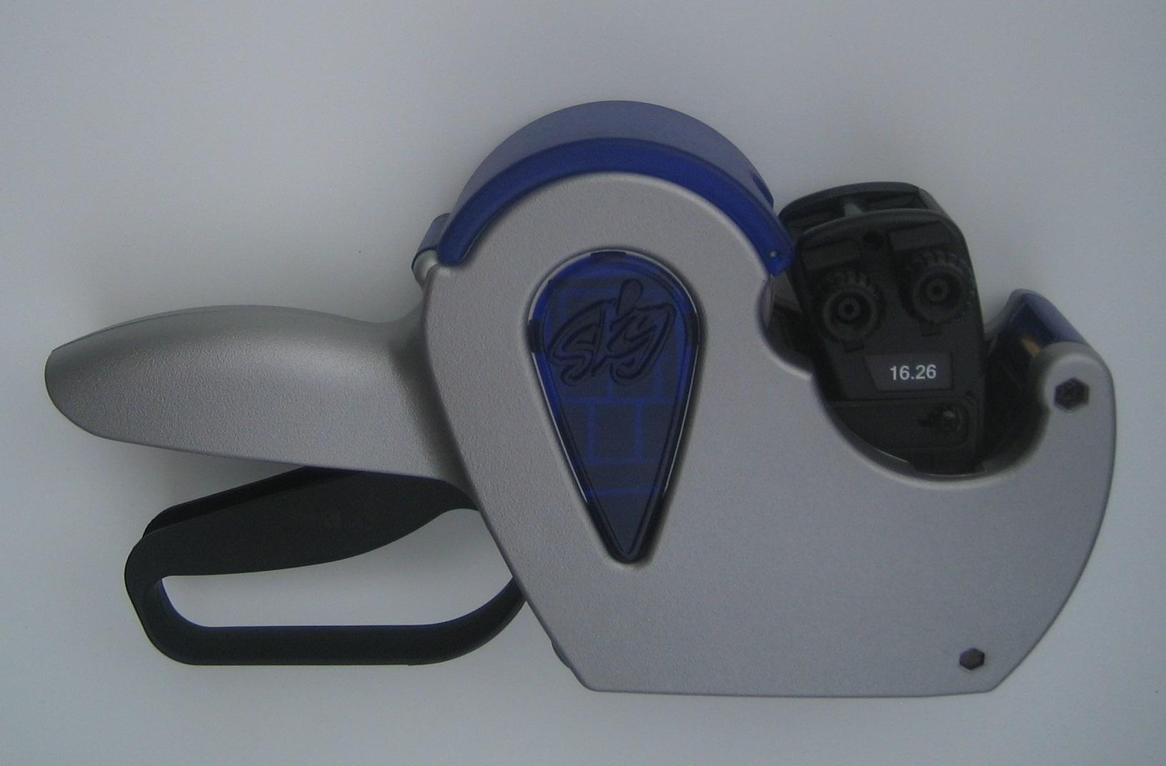 Detail produktu Etiketovací kleště dvojřádkové Sky S16