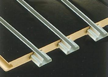 Detail produktu Hliníková vnitřní  lišta 1220mm.