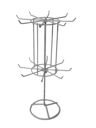 Detail produktu Pultový stojánek 2-patrový.