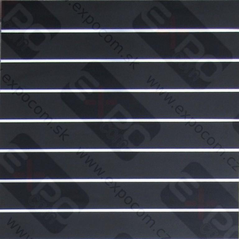 Detail produktu Drážkový panel 121x122cm