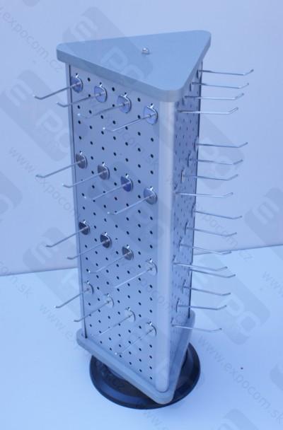 Detail produktu Pultový otočný stojánek.