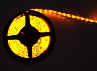 Detail produktu LED páska 5m oranžová
