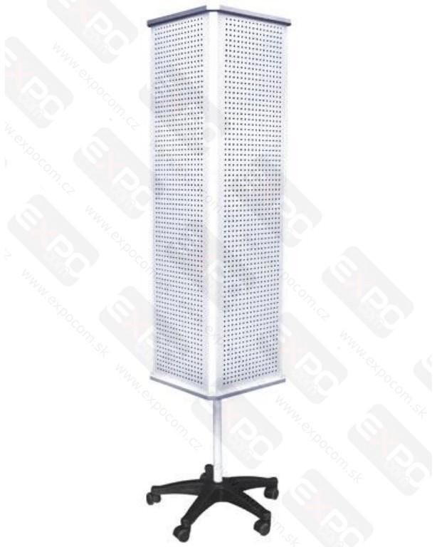 Detail produktu Otočný stojan s děr. panely. 053c9295b6