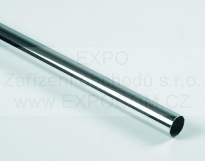Detail produktu Ocelová trubka BLOCK 25mm, MJ 1m