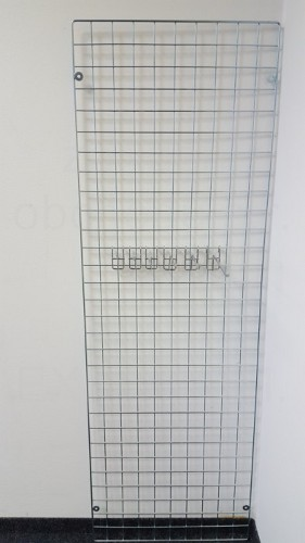 Detail produktu Síť s rámem 100x100cm