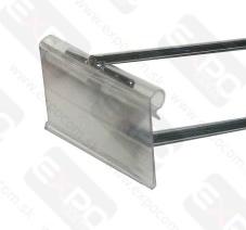 Detail produktu Plastová cenovka V42xD80mm.