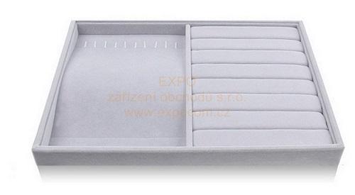 Detail produktu plato krabice na šperky 1086fe5592