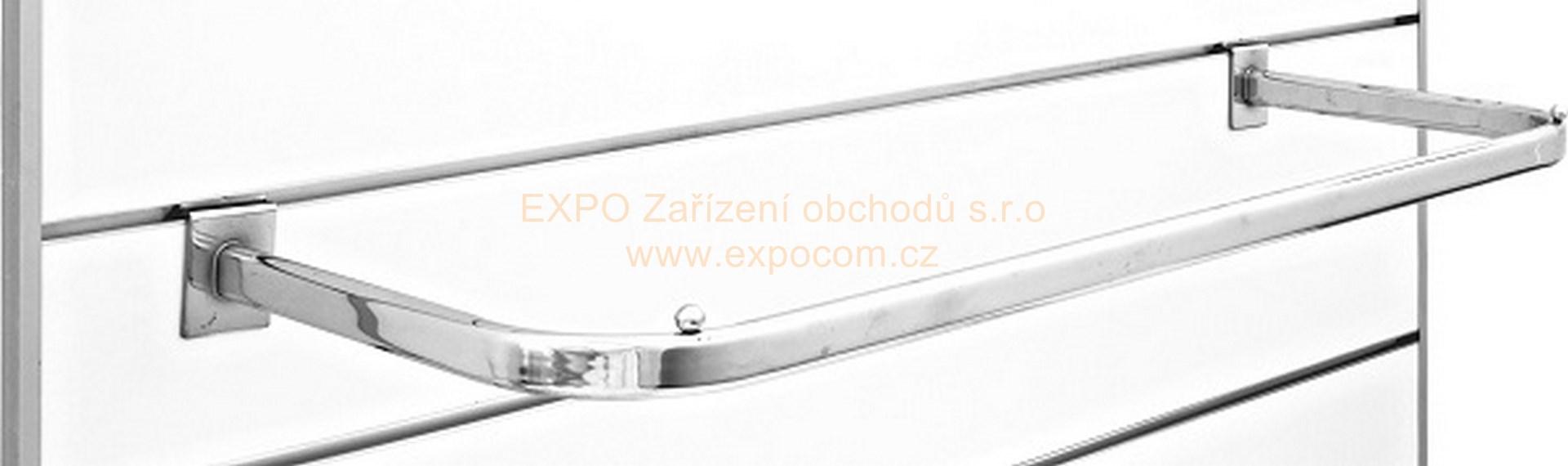 Detail produktu U-držák 100x25cm.