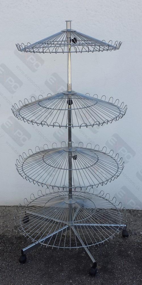 080ff5996b9 Detail produktu Stojan kruhový na boty
