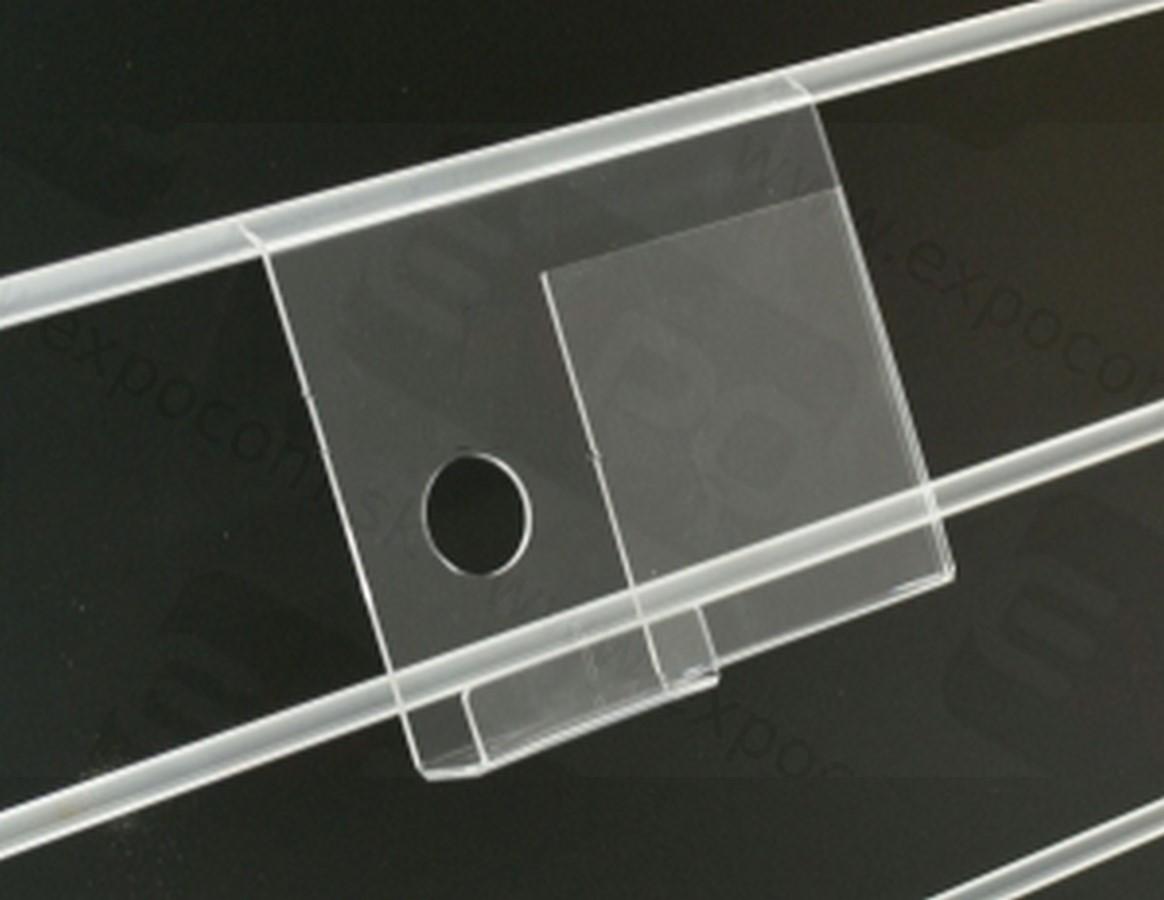 Detail produktu Akrylový držák zboží