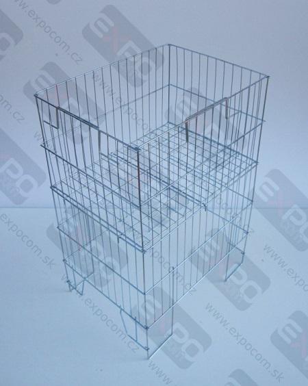 Detail produktu Hrabací koš 40x55x80cm.
