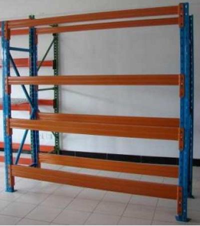 Detail produktu paletový regál do skladu 2,7m