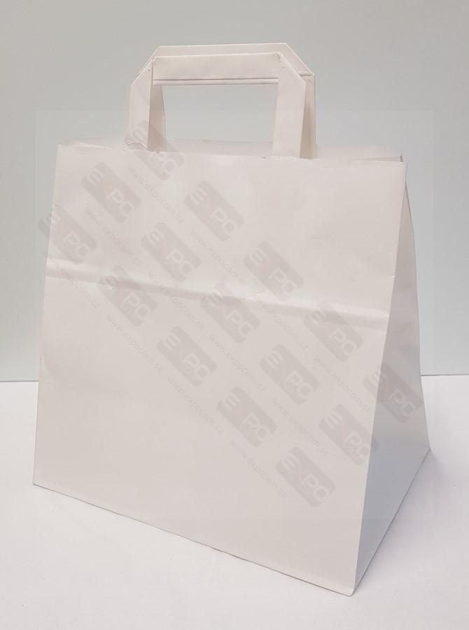 Detail produktu Papírová taška 260+170x250