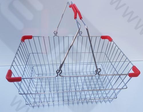 Detail produktu košík drátěný kovový nákupní košík AKCE-35% VÝPRODEJ-SLEVA