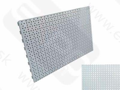Detail produktu Děrovaný panel 62,5x20cm.