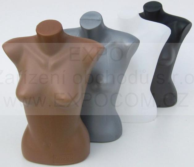 Detail produktu Figurína Bysta dámská -41%SLEVA